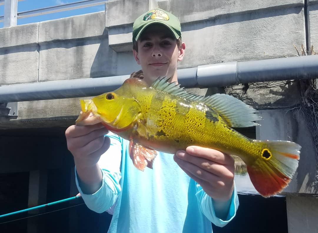 Professional Hooker Fishing Trips South Florida fishing report, Capt